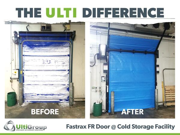 Ulti Difference - Fastrax FR