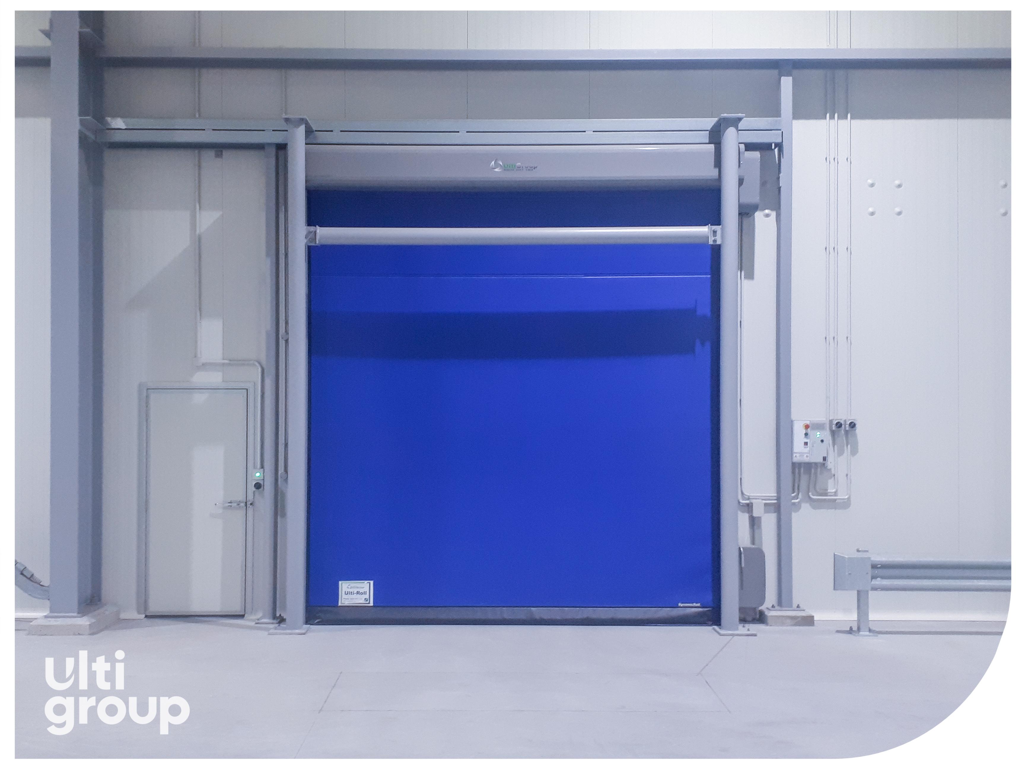 Ulti Roll Frigo 2 Rapid Freezer Door