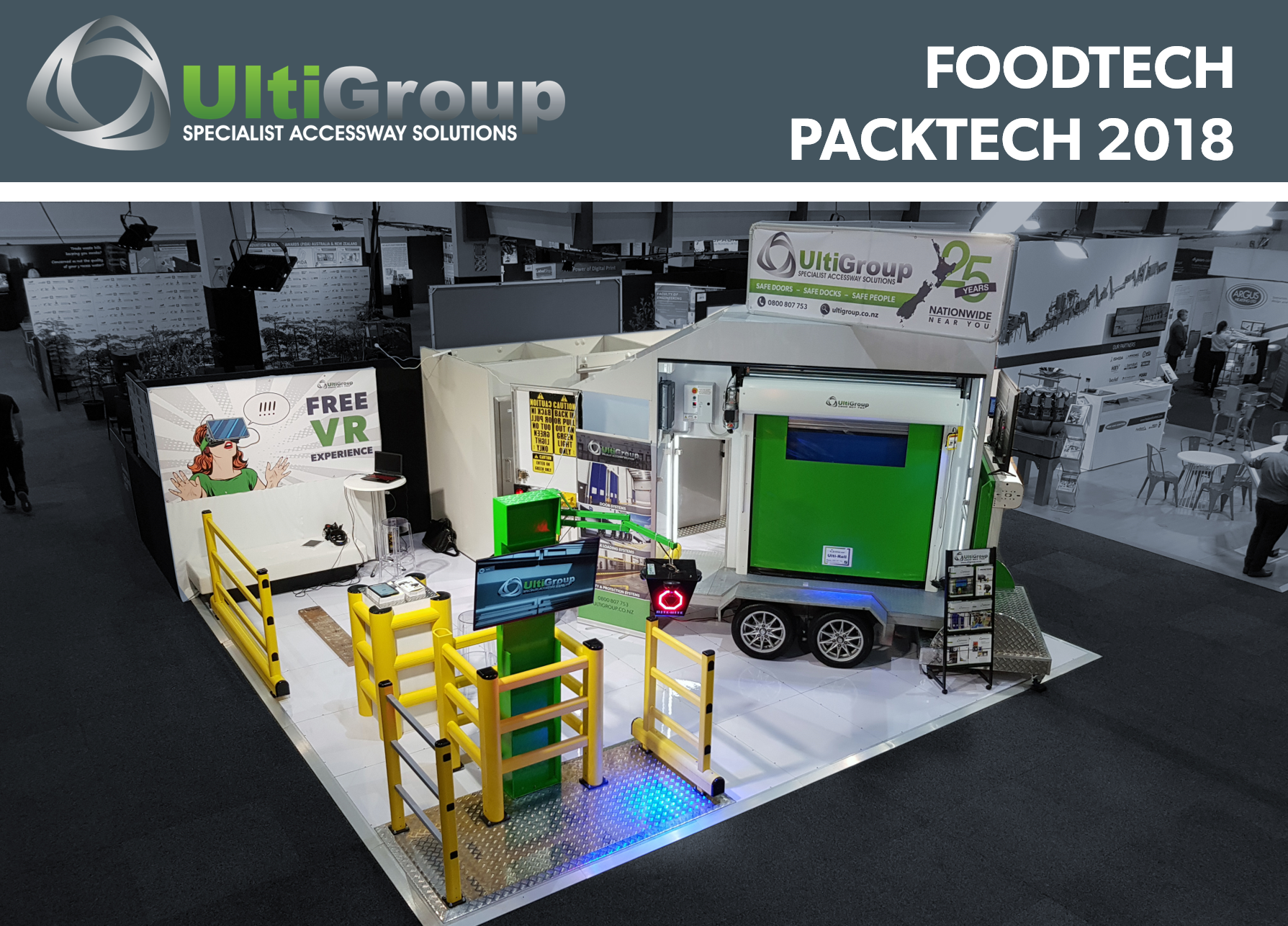 Foodtech Packtech 2018 - Our Heritage of Innovation