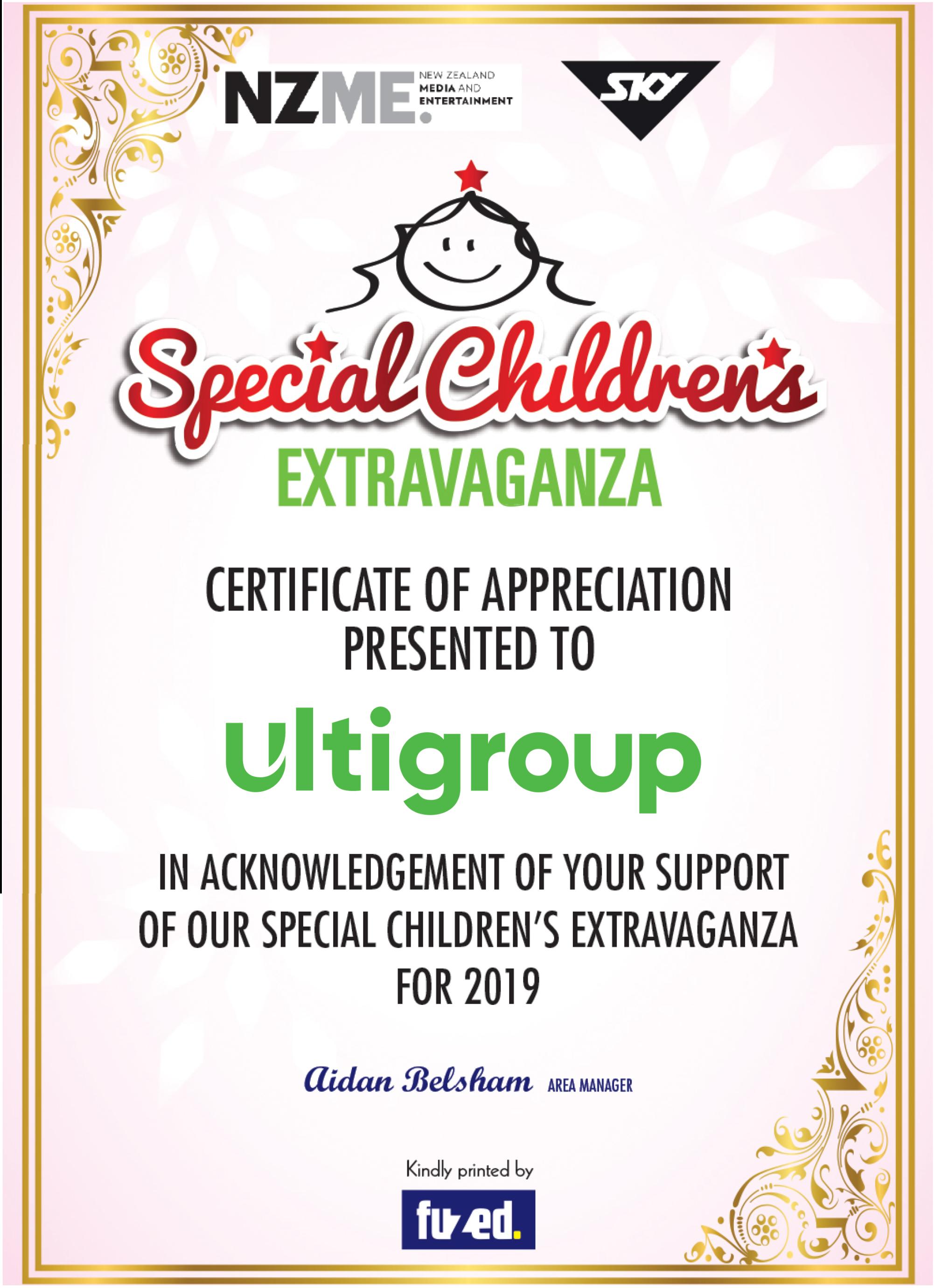 Special Children