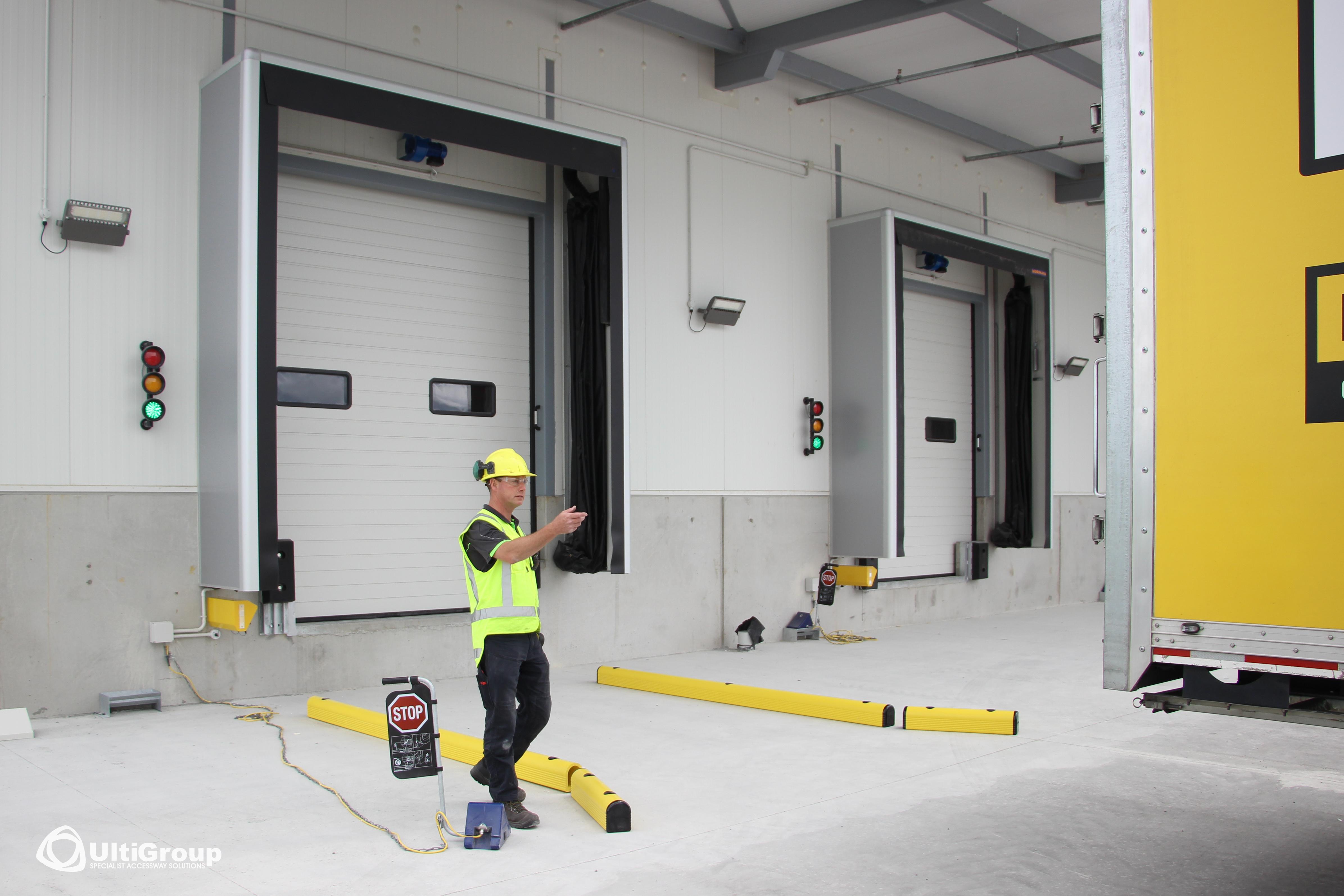 10 Ways to Maximise Safety at the Loading Dock