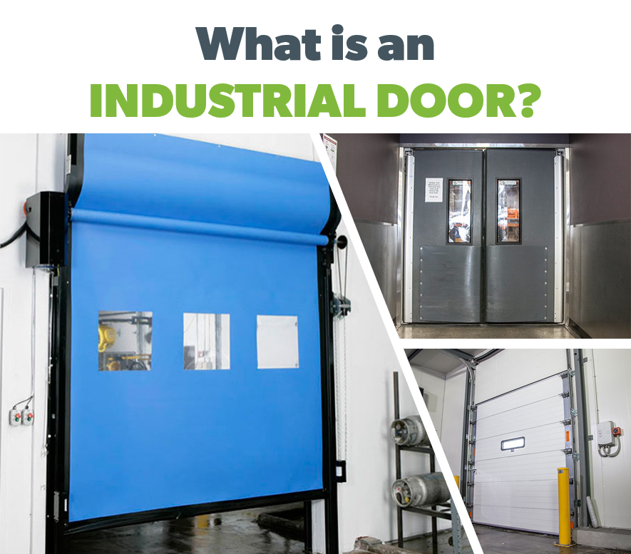 What is an Industrial Door