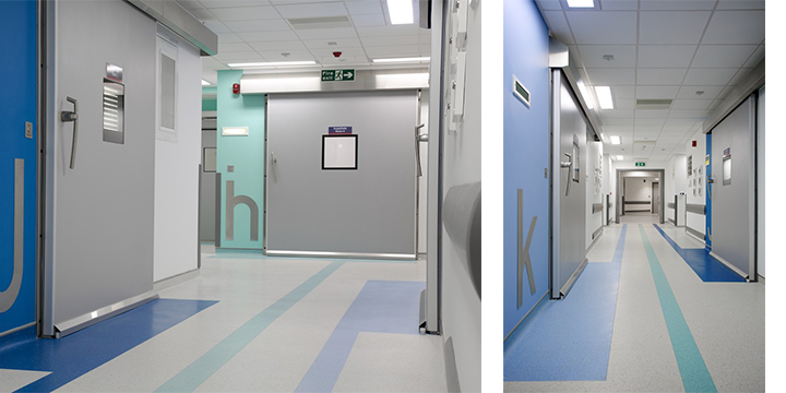 7 Critical Features To Look For in Isolation and Quarantine Area Doors