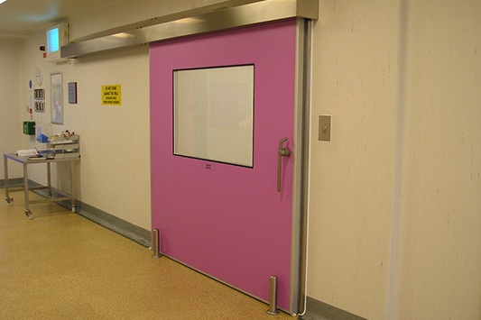 GRP Lead-Lined and Hermetic Doors - New!