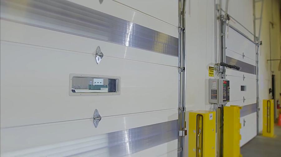 Replacement Sectional Door Panels
