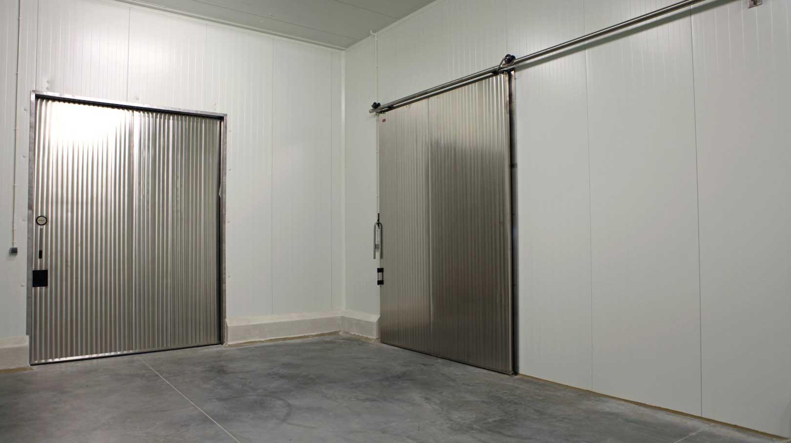 New Range - Stainless Steel Doors
