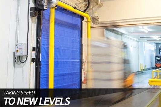 Let's Turn Up Speed! - Ulti High Speed Doors