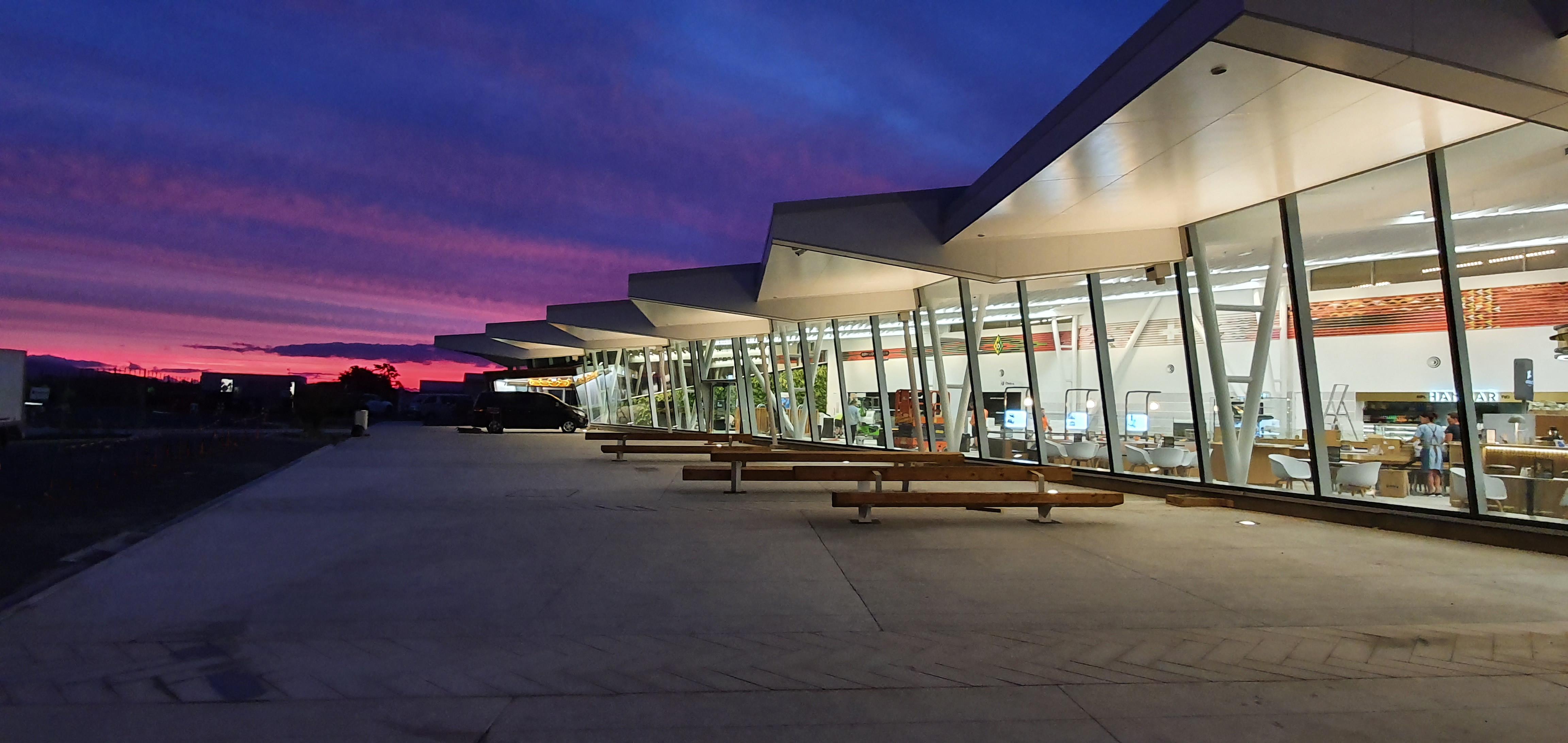 Gateway To Taranaki - New Plymouth Airport Upgrade
