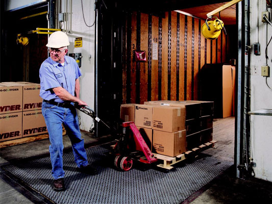 What is a Dock Leveller?