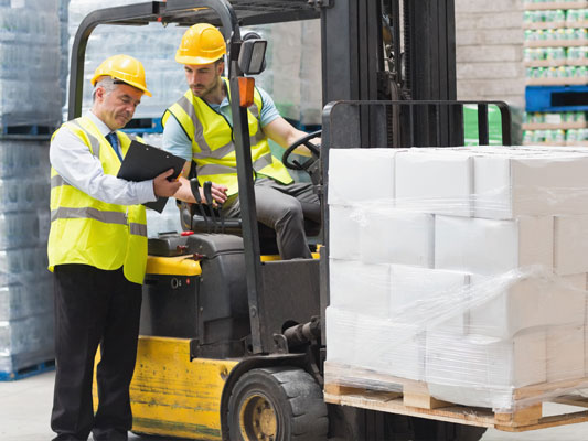 Forklift Driver Accidents - 5 Ways To Stop Beating Up Your Facility